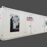 Máy phát điện Perin 1500KVA-2500KVA vỏ container