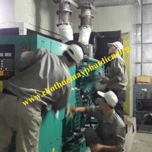 Quy trình bảo dưỡng máy phát điện
